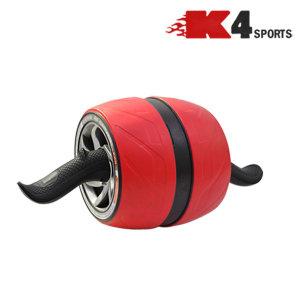 K4스포츠아몸디 AB카버프로휠 슬라이드휠(K37) 레드
