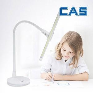 카스 전문가용 LED스탠드 CLS-1 화이트 책상스텐드