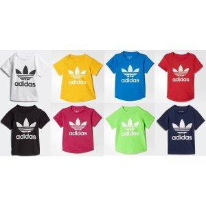 (대구신세계) adidas kids   인펀트 트레포일 티셔츠 8종 택일