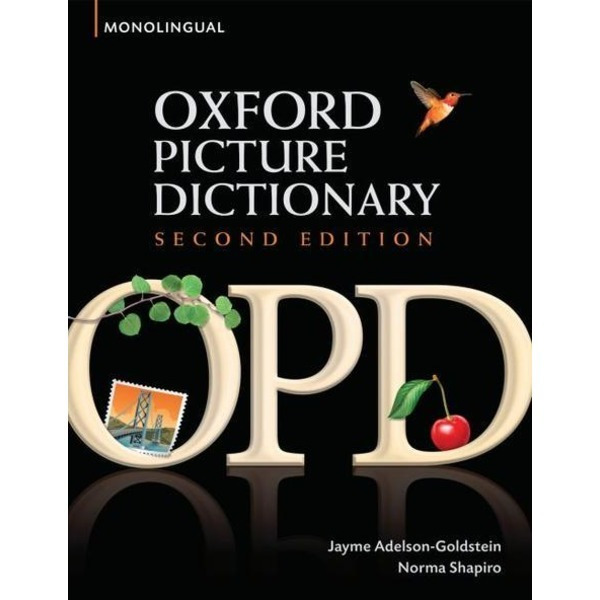 Oxford Picture Dictionary : Monolingual