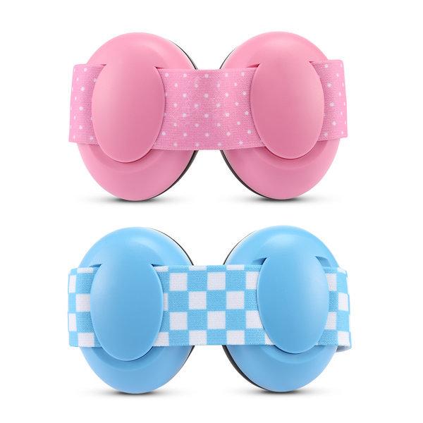 유아용 방음귀마개 청력보호 수면보조 소음방지 0-5세