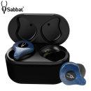 Sabbat X12 Pro 블루투스5.0 무선 이어폰 코랄블루