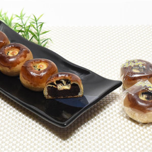 몽도레 경주빵 팥만쥬 팥앙금빵 35g x 50개