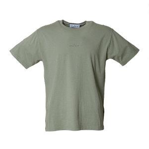 라벨루쏘  남성 코튼 로고 티셔츠 70152NS90 V0055