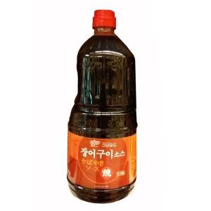 이엔 장어구이 소스 2.1k 장어소스 양념장 장어덮밥