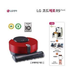 보헤미안레드  LG 코드제로 R9 로봇청소기 (R958RA)