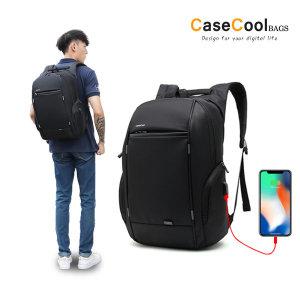 CASECOOL USB노트북백팩 STB19110 17인치