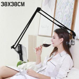 U57 태블릿 핸드폰 휴대폰 아이패드 거치대 (블랙)