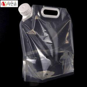10L 휴대용 물통 워터백 물주머니 대용량 샤워 생수통