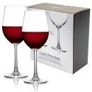 프리미엄 까베르네 크리스탈 와인잔 2P(선물용)