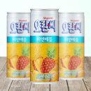 오란씨 파인애플 250ml 1박스/무료배송 자판기 캔음료