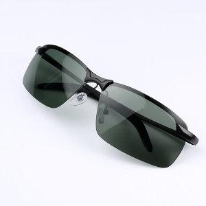 남성 야시 변색 편광경 자외선 차단 선글라스 안경 A9