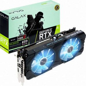 갤럭시 RTX2070 BLACK EX D6 8GB VER.2 그래픽카드