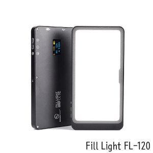 Sunwayfoto Fill Light FL-120 OLED 카메라 라이트