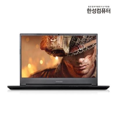 [한성컴퓨터] BossMonster X7957/i7-9750H/GTX1650/8GB 램/게이밍
