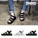 신발 남성 키높이 캐주얼 여름 무지 기본 샌들 SN238
