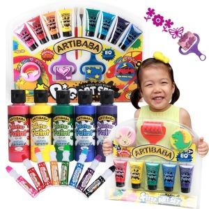 어린이 선물 유아 물감놀이 세트 미술놀이 어린이집