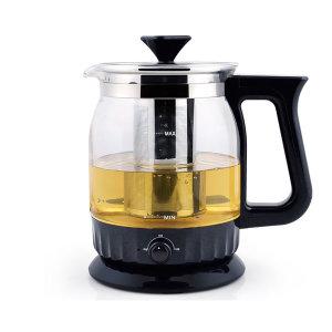 1.8L 보온 유리 무선 전기 주전자 커피 티포트/차탕기
