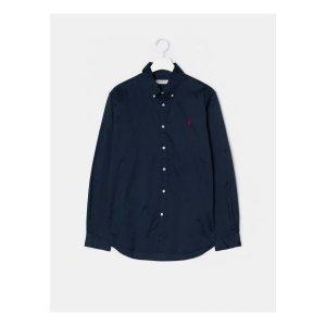 빈폴멘  남성 네이비 트윌 셔츠 BC9164C06R