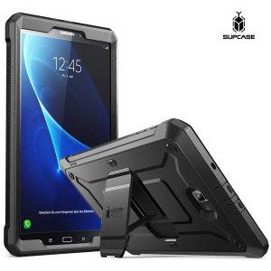 Supcase 갤럭시탭A 10.1 케이스 태블릿 커버 블랙