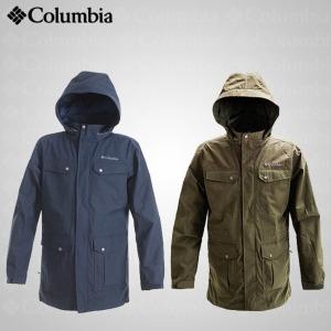 컬럼비아 CV3-YMP001 남성 사파리스타일방풍자켓 카키