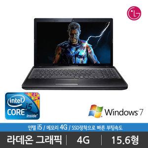 LG-XNOTE 게이밍북 S525 I5-2520/4G/SSD240/ATI6400/15