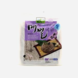 칠갑농산 생 메밀국수 1kg