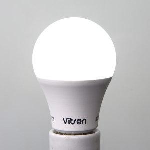 삼파장 대체형 KS LED 10W 에코 벌브 램프 주광색