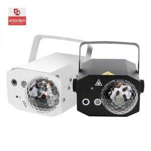 행사용 매직볼 무대조명 레이저 LED조명 음향반응 노