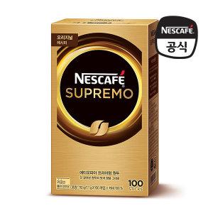 네스카페 수프리모 아메리카노/스위트100T