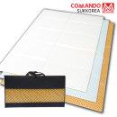 200x140 코만도 중형 코팅-가방포함 캠핑매트/돗자리