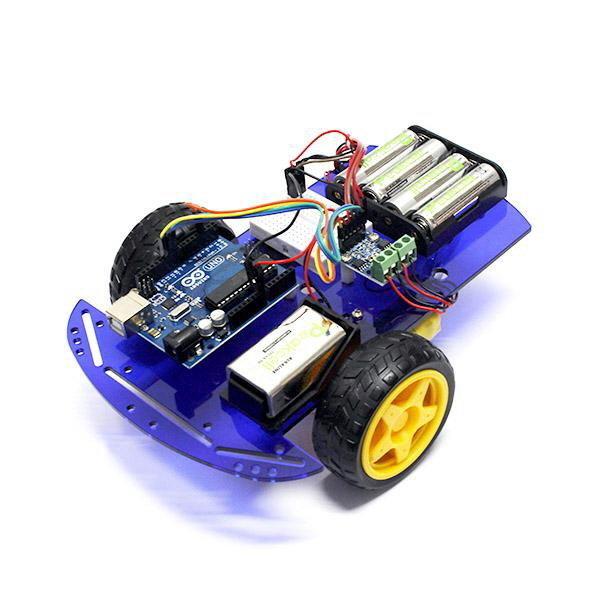 아두이노 코딩 교육용 RC카 자동차 만들기 3종 키트