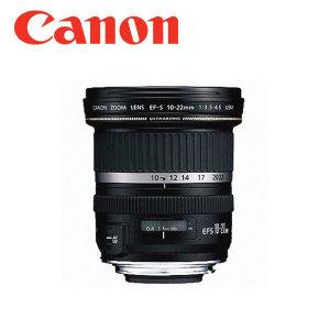 캐논 EF-S 10-22mm F3.5-4.5 USM 친절/ WIN