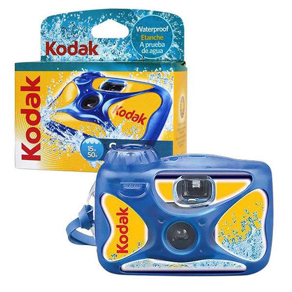 코닥 일회용 카메라 방수카메라 water poof Etanche