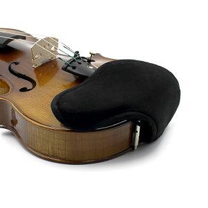 얀 바이올린 턱받침 커버