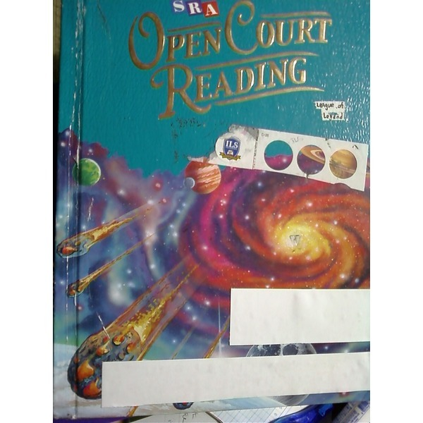 Open Court Reading : Level 5 (Hardcover / Student Edition )