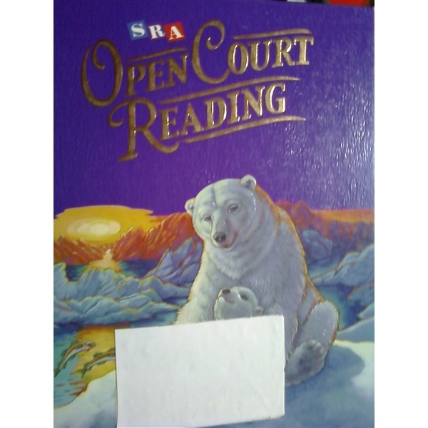 Open Court Reading : Level 4 (Hardcover / Student Edition )