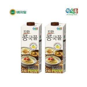 정식품 진한 콩국물 950ml 12팩