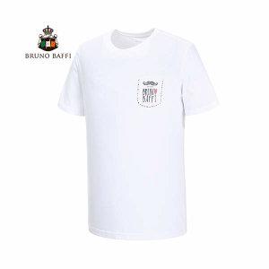 (현대Hmall) 브루노바피  심플프린트 반팔 티셔츠_MADASTM6301_01