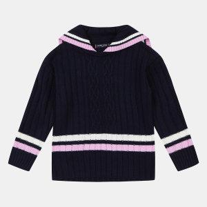 스쿨룩 스웨터 HKKA18TG3