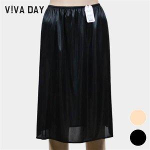 VIVADAY-A136 여성롱속치마 속치마 면치마 치마 바지