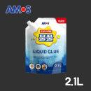 아모스) 물풀 2.1L / 강력접착 깨끗한도포성