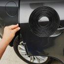 자동차 도어가드 도어몰딩 문콕방지 클립형 블랙