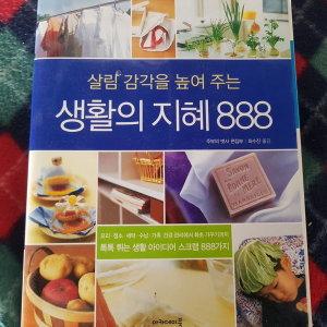 살림감각을 높여주는 생활의 지혜888/아카데미북.2005
