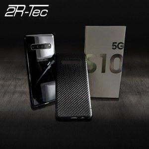 투알텍(2R-Tec) 갤럭시 S10 5G 마그네틱 카본케이스