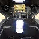 오토바이 트렁크 탑박스 보조등