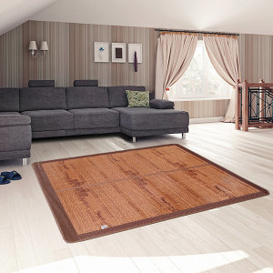 자연마루 대자리(180x200cm) 가정용 대형 대나무자리