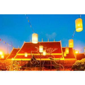 방콕 현지투어  시암니라밋 쇼 (일반석+디너)
