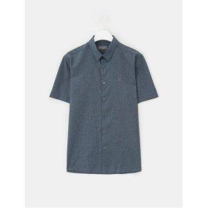네이비 에어도트 반소매 셔츠 (RY8365P46R)