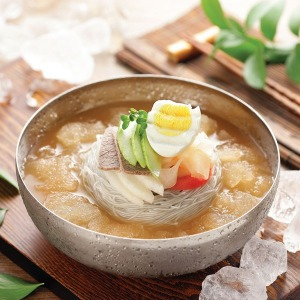 함흥냉면 10인분 세트 (사리2kg+육수10봉)
